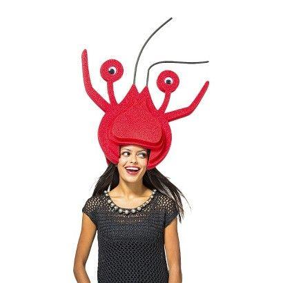 Chris March: Big Fun - Lobster Head Foam Wig
