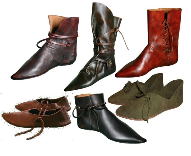 ecc5e9e85690 men s medieval footwear   Medieval Costume   Pinterest   Shoes ...