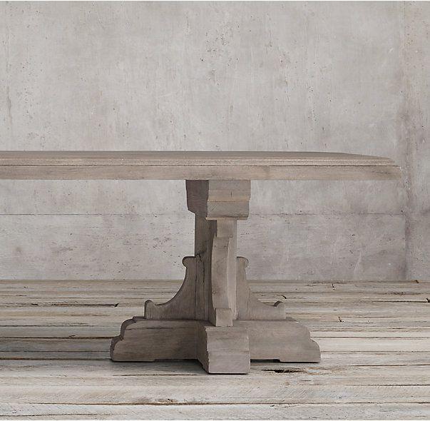 17th C French Bastide Oak Rectangular Dining Table Dining Table Dining Table Marble Restoration Hardware Dining Table