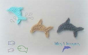 Sandy's Dolphin Free Applique Pattern- Trifles & Treasures ...