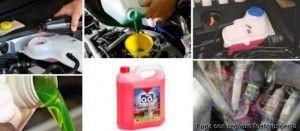 La importancia del color del líquido refrigerante #Motor http://blgs.co/FQsqTa