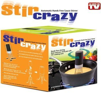 Stir Crazy Automatic Pot Stirrer As Seen On Tv Ever Feel Like