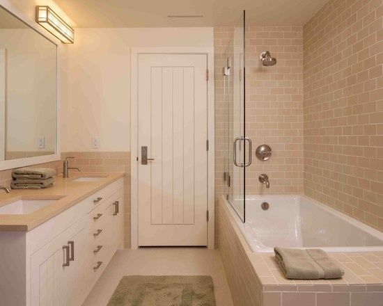 Soaker Tub Shower Combo | Soaker Tub Shower Combo Design, Pictures,  Remodel, Decor And Ideas. Got To Put In A New Tub: