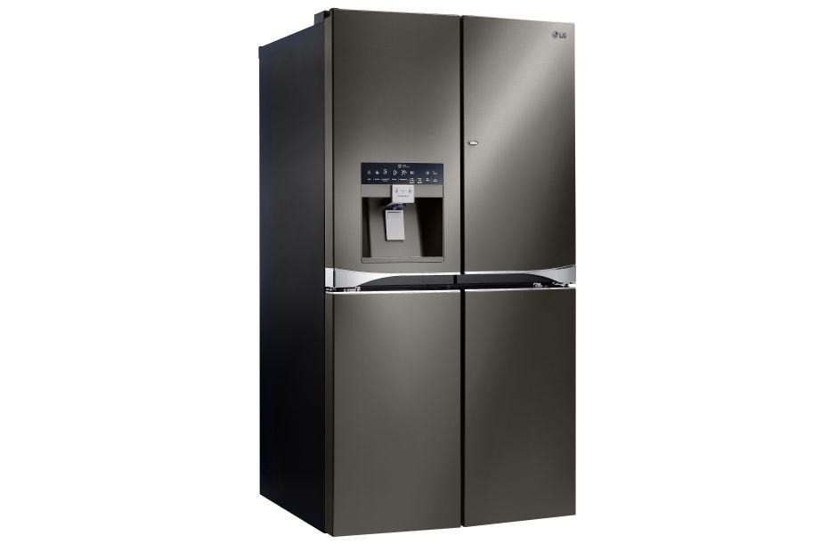 home depot black stainless steel refrigerator