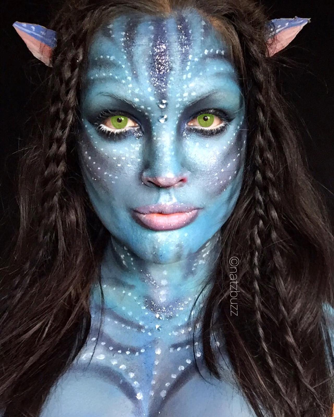 Avatarmakeup Avatar Makeup Irishmua Irish Charactermakeup