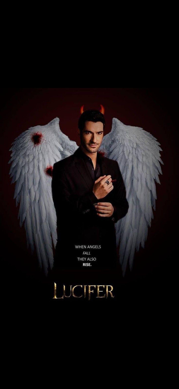 #Lucifer Hd Wallpaper