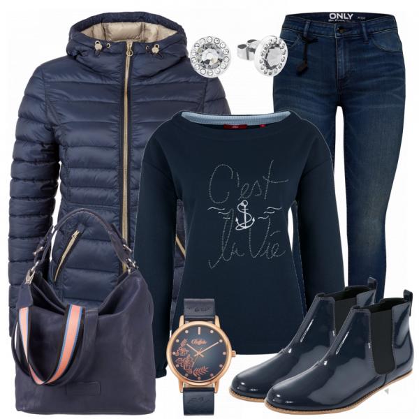 Photo of Roupa de Kiara – roupas de inverno em FrauenOutfits.de