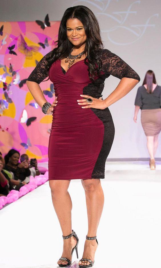 Sexy Plus Size Valentina Illusion Dress Burgundy Www