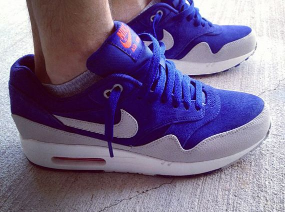 6fdf9ed889b460 Air Max 1 Premium - Deep Royal Blue Granite - Holiday  12