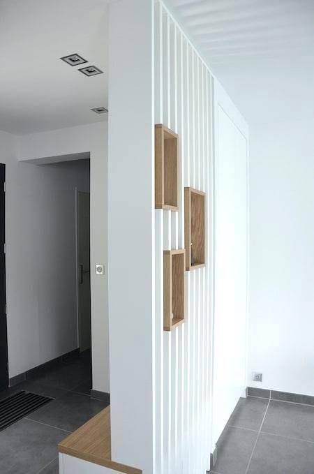 claustra bois interieur delimitation entree claustra bois. Black Bedroom Furniture Sets. Home Design Ideas