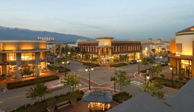 Victoria Gardens Mall California 1