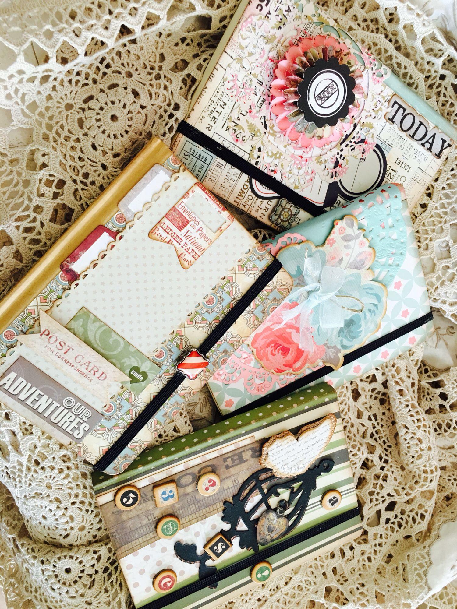 Cuadernos Scrapbook