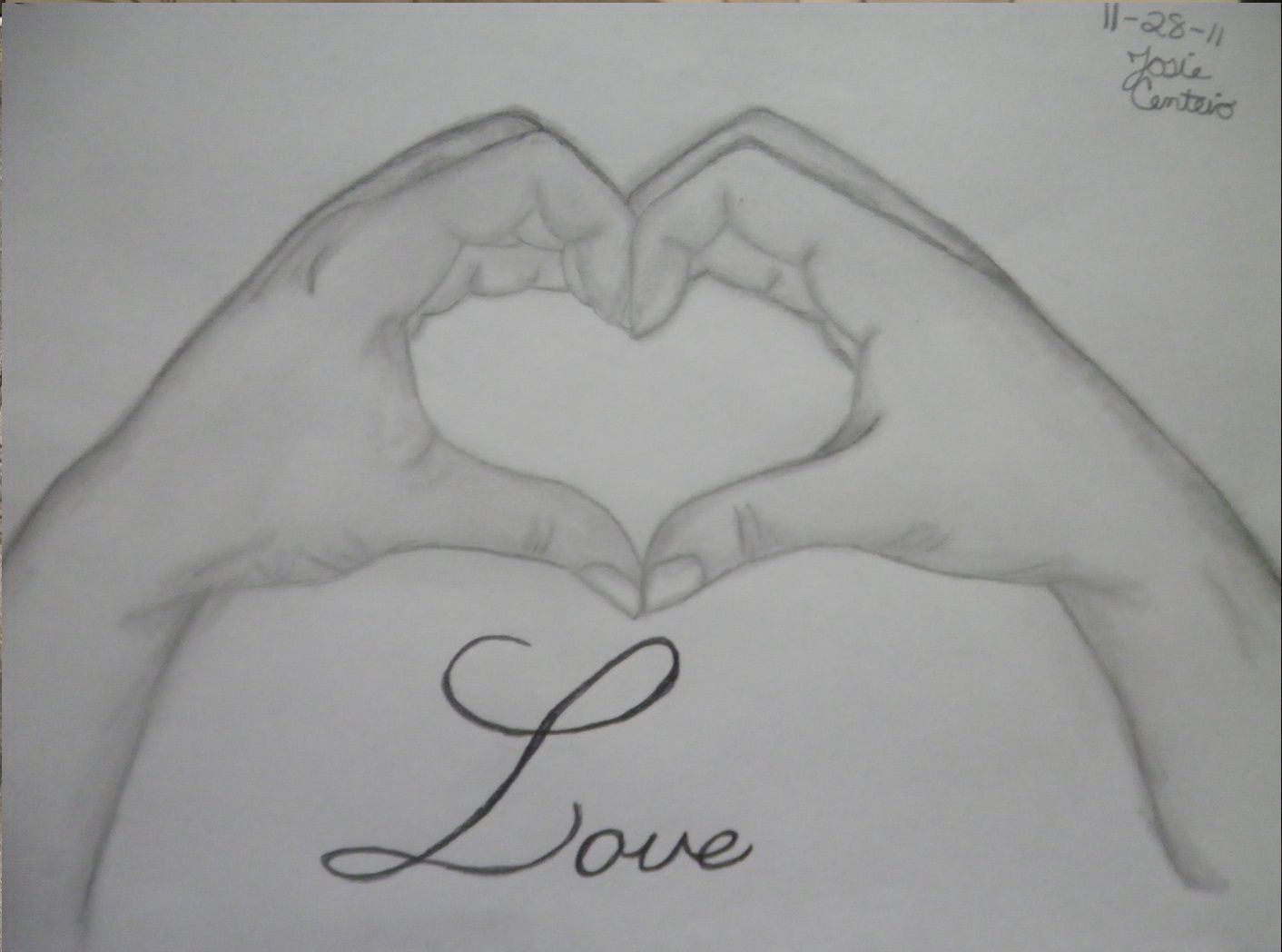 Uncategorized Heart Hands Drawing my next tat idea using me and sons hands tattoos pencil drawings of roses love cuple search results landscaping