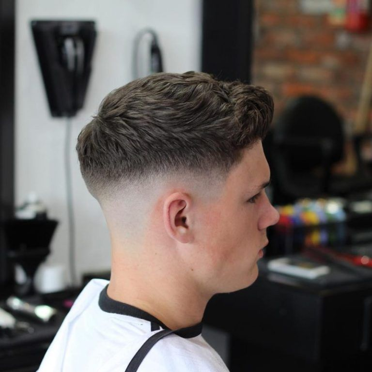 Low Fade Haircuts And Mid Fade Haircuts Are Gaining Popularity In 2017 After A Greater Focus On T Thick Hair Styles Mens Hairstyles Thick Hair Low Fade Haircut