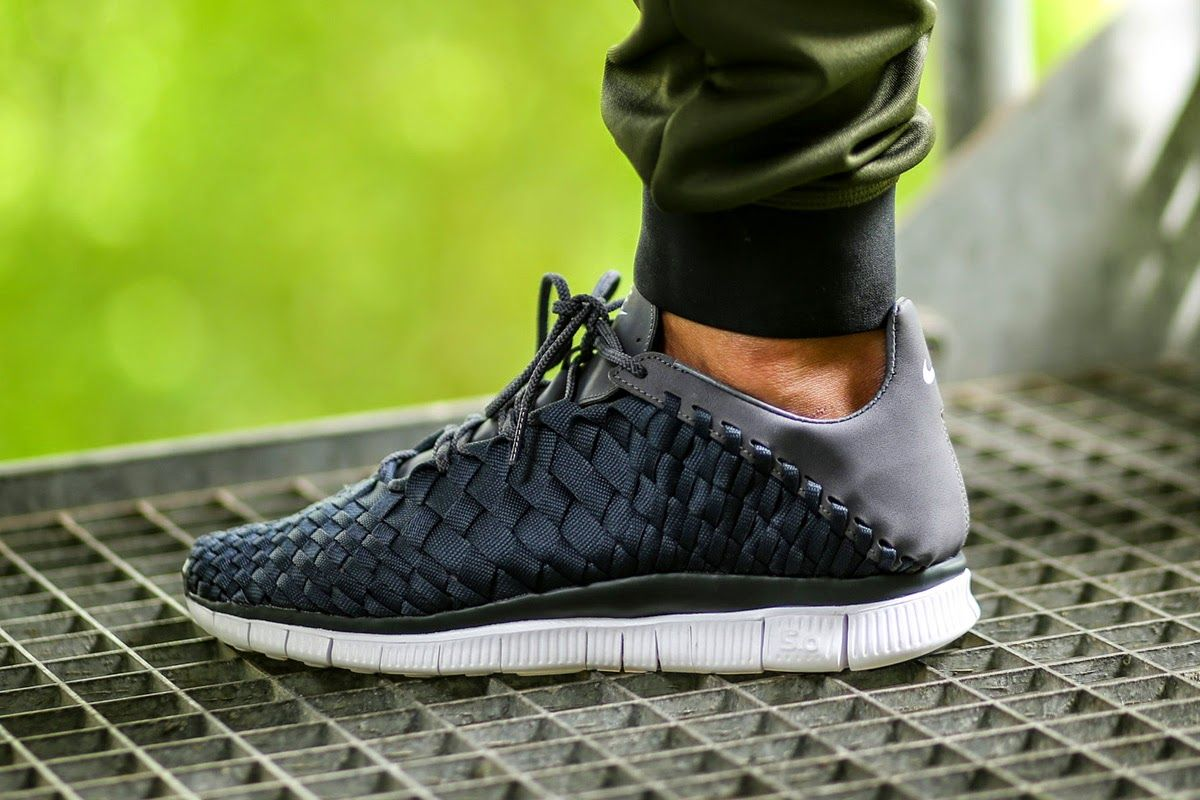"""JUST LIFE STYLE™®: Nike Free Inneva Woven: """"Anthracite & Dark Grey"""".  Please Visit, Repins, Comments, Likes. Tnx a lot. Best regards.."""