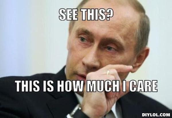 22 Putin Memes That Are Now Illegal In Russia Putin Funny Vladimir Putin Meme Memes