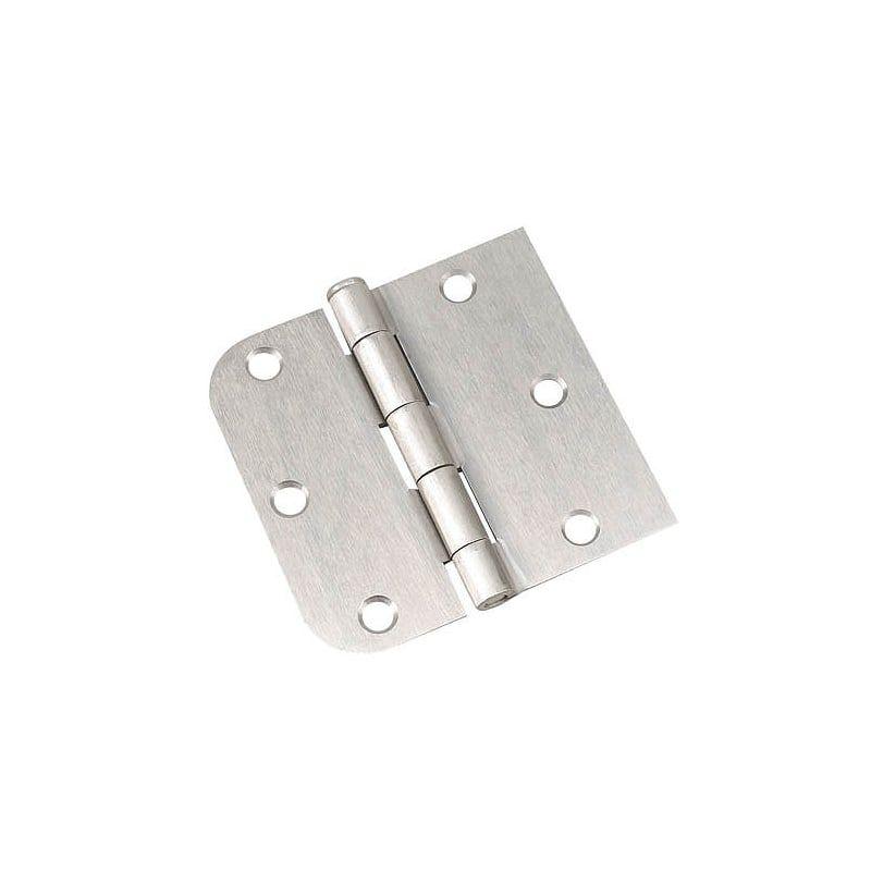 Richelieu 81821 B3 Door Hinges Brushed Nickel Bear