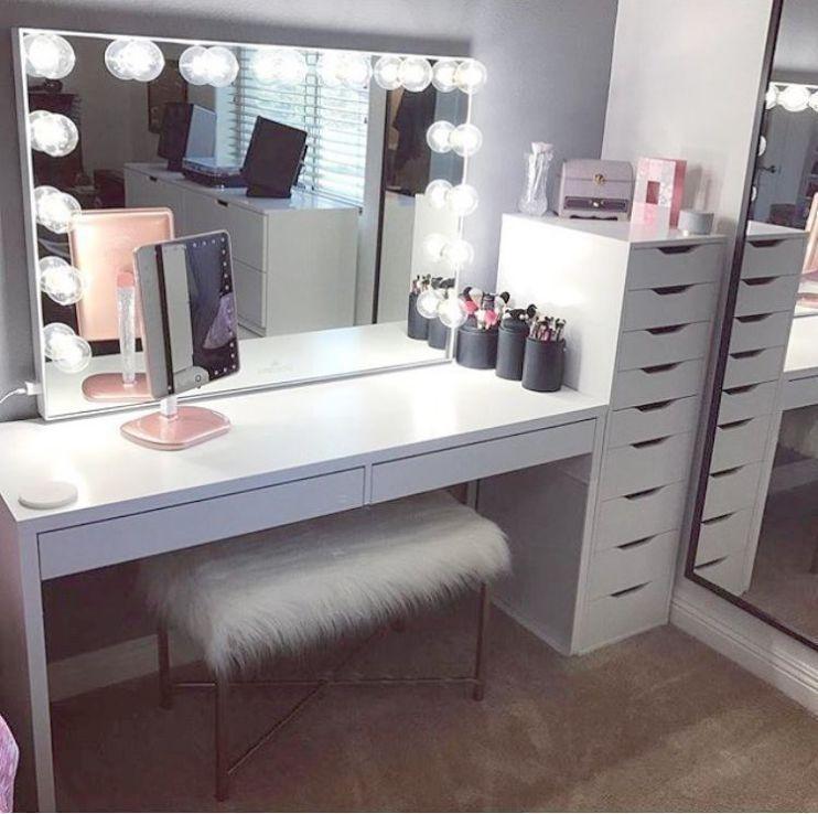 Pin On Makeup Vanity