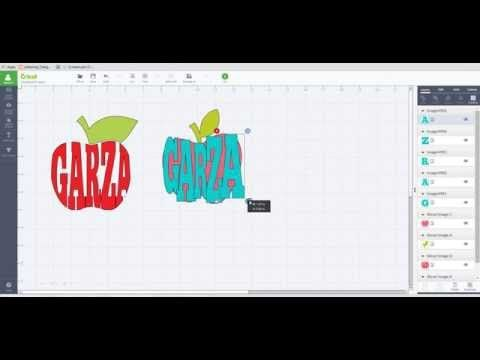 How To Create Text With In A Shape By Weld Amp Slice