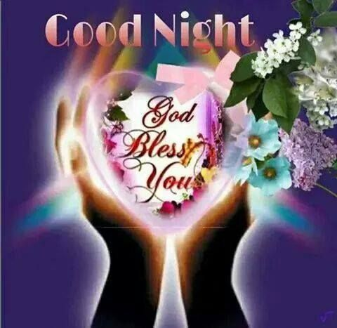 Good Night, God Bless you  | Good Morning Sweet Dreams