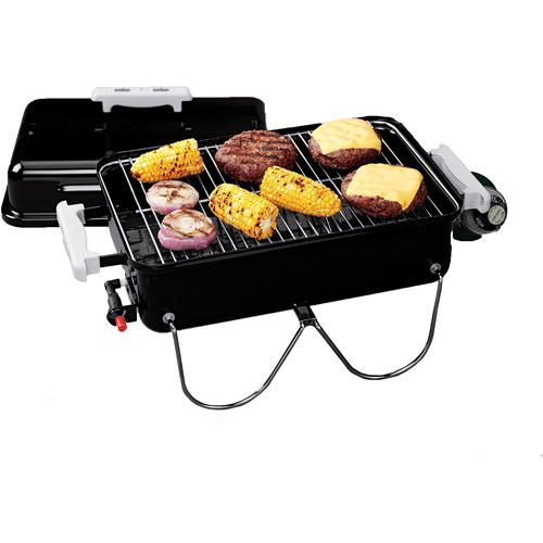 Weber Go Anywhere Gas Grill 59 99 From Wal Mart Cooking Equipment Best Gas Grills Gas Grill Reviews