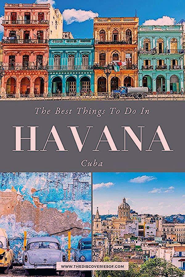 Brilliant Things to do in Havana, Cuba