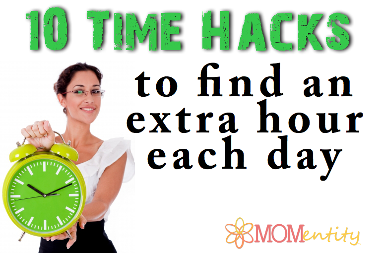 What would you do with an extra hour each day? Over 280 women answered that question a few month agoduring a MOMentity giveaway on Instagram. Surprisingly, there was an overwhelming consensus on t...