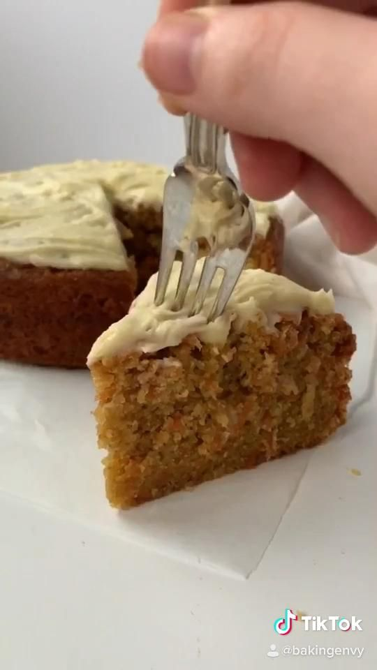 ONE BOWL Moist Carrot Cake Soft and moist carrot c