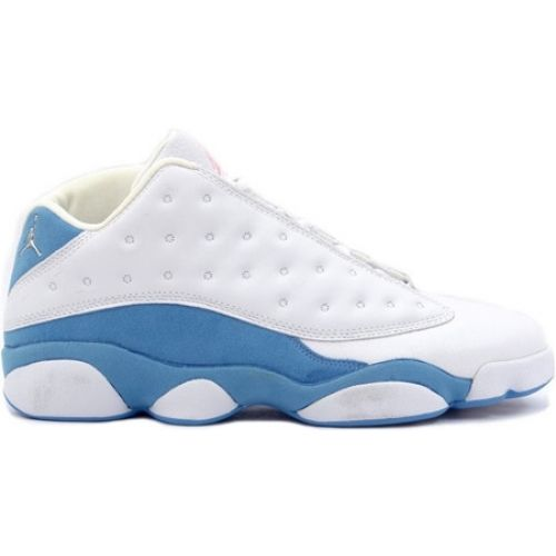 4778dd5081992e Air Jordan 13 Retro White Blue Pink White Metallic Silver University Blue  Pink 310804-102  56