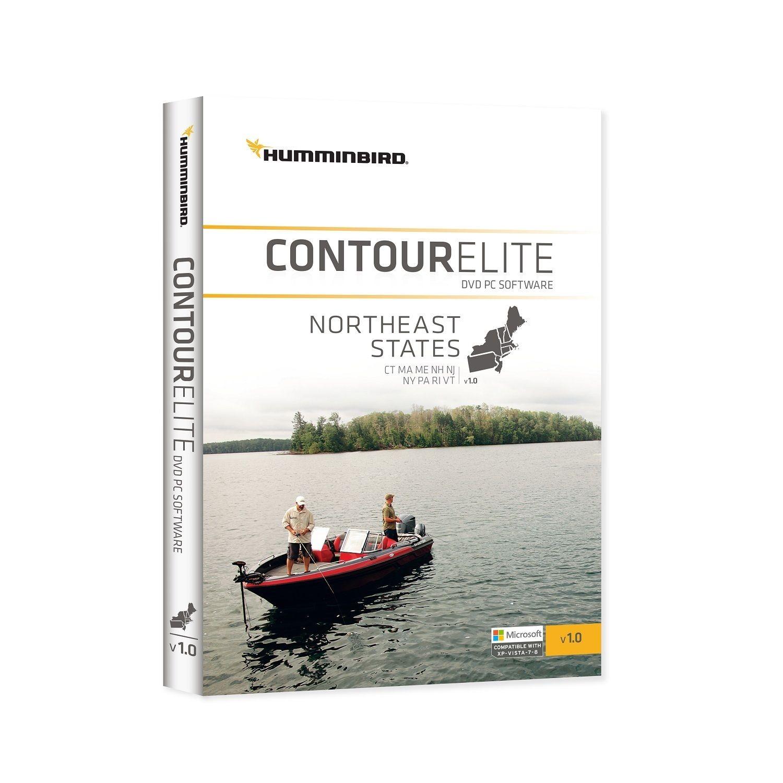 Humminbird Lakemaster Contour Elite Software | Products