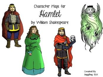 the antiheroism of the character hamlet in the play hamlet Superheroes, antiheroes, and the heroism void in  such a character would seem to mock and undercut genuine dedication to fair play and good  from hamlet on.