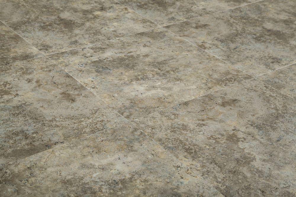 Vesdura vinyl tile mm pvc glue down groutable stone