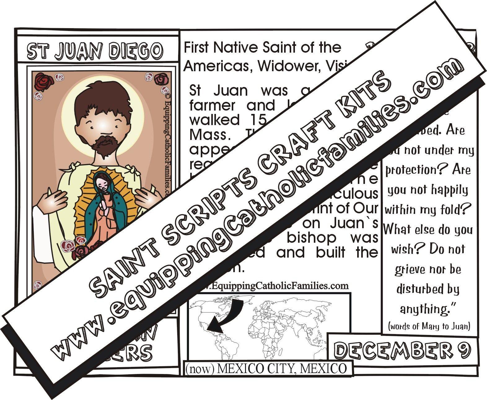 NEW! Saints Scripts Cathletics Craft Kit Series