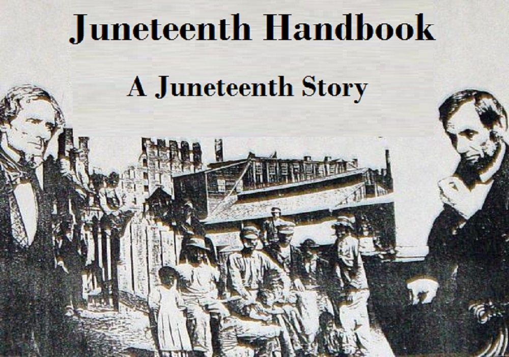 Join The Juneteenth Handbook Site In Promoting And Sharing