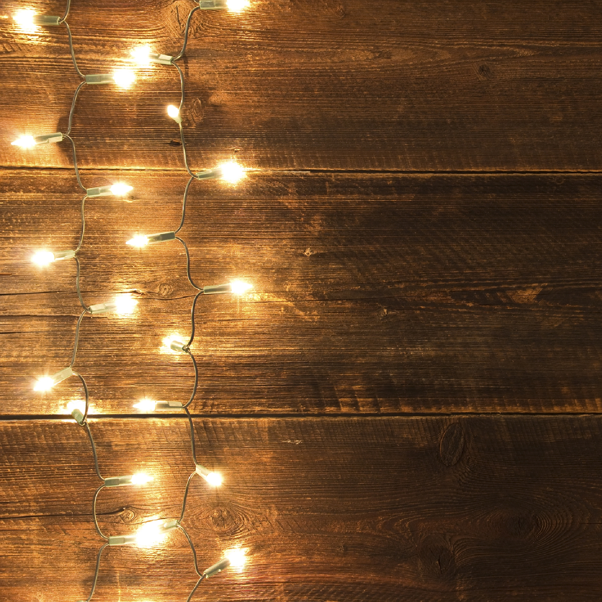 Lights On Wooden Wall Tap to see more creative light in