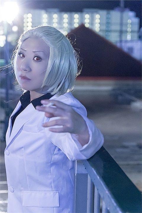 東京喰種:ナ�?- Mii(Mii) Naki Cosplay Photo