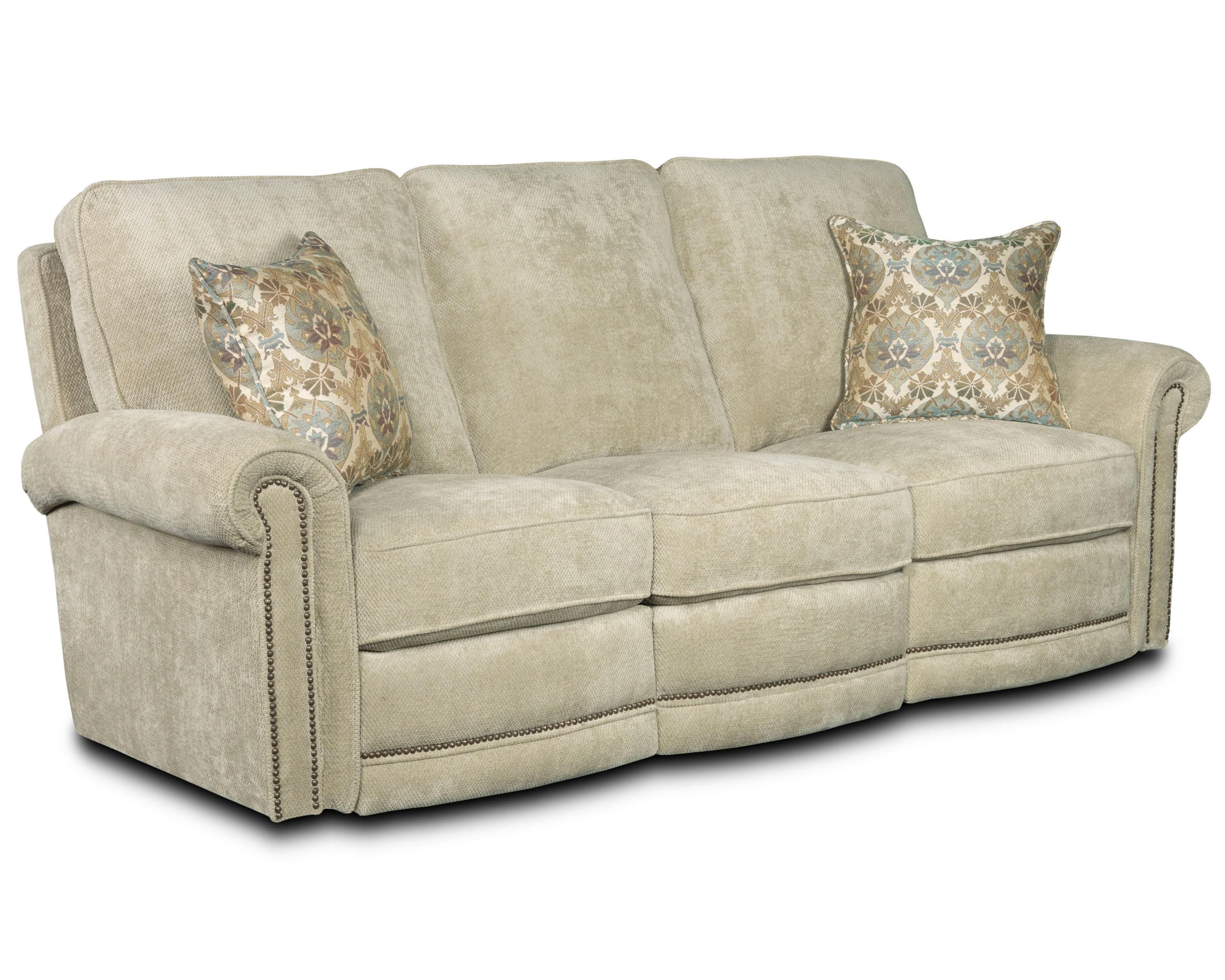 Jasmine Power Reclining Sofa by Broyhill Furniture