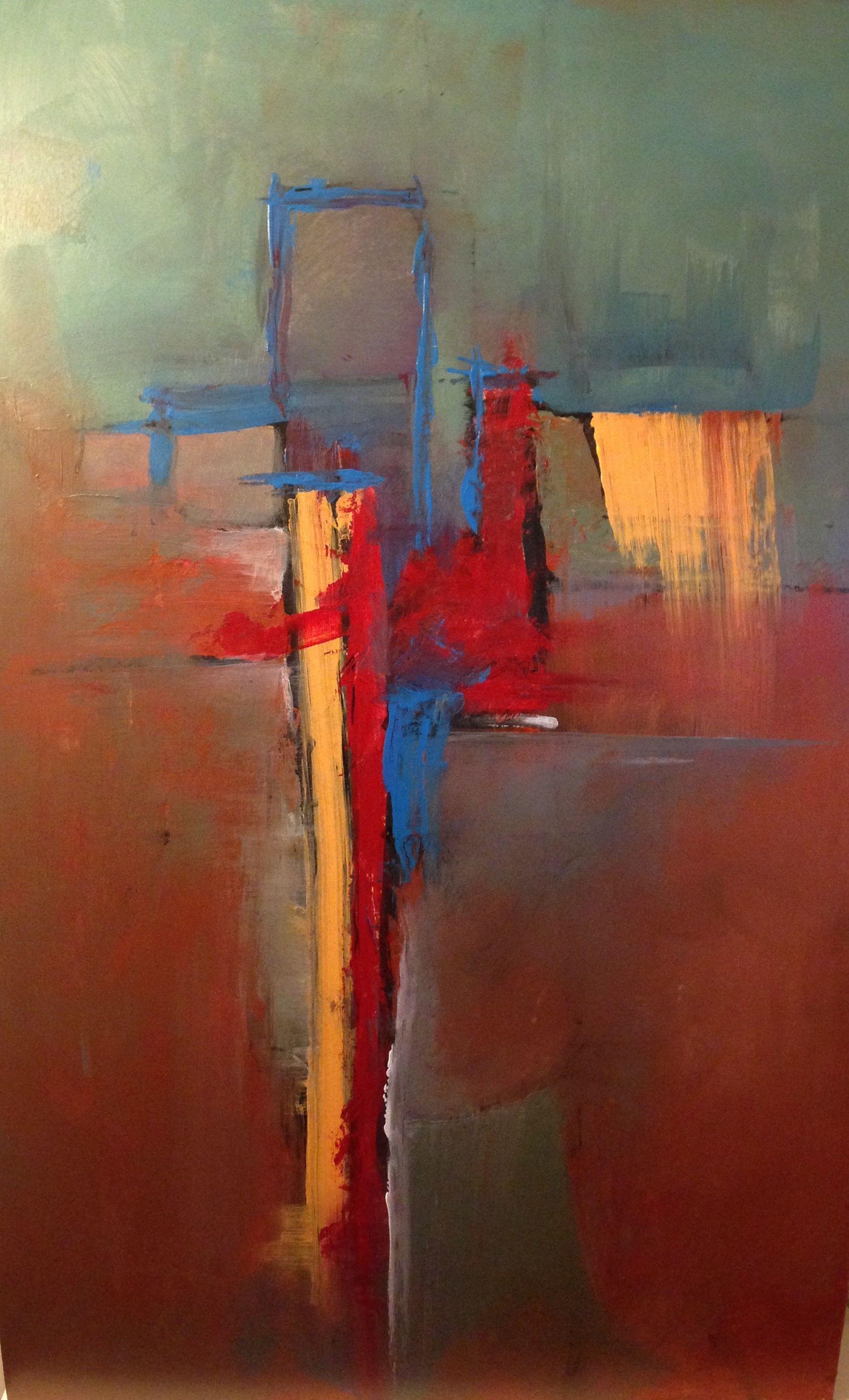 Abstract art. Feb 2017 -K.Wanderaas