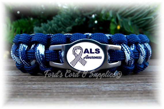 Als Lou Gehrig S Disease Awareness By Fordscordandsupplies On Etsy 15 50