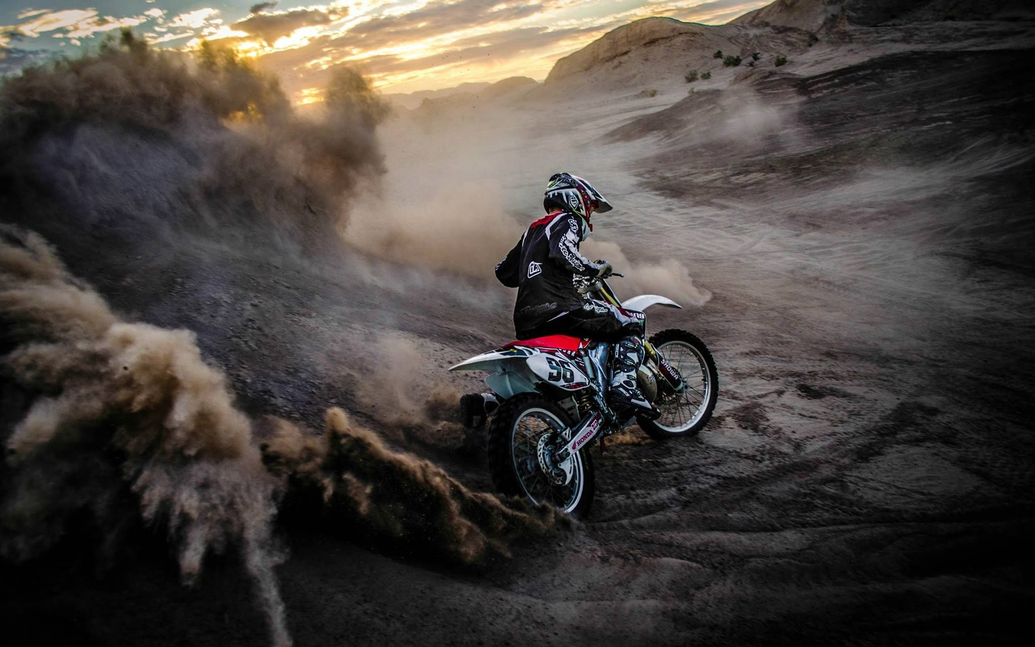 Any Day On Dirt Bike Is A Good Day Mondaymotivation Honda