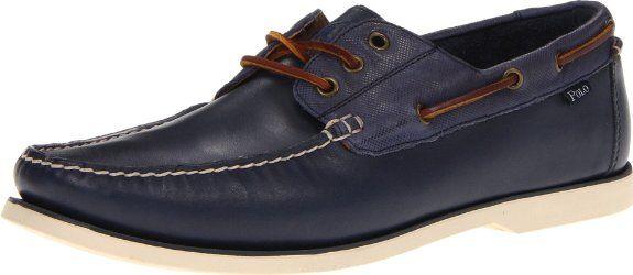b7d1fbdde55be Amazon.com: Polo Ralph Lauren Men's Bienne Boat Shoe | Ralph Lauren ...