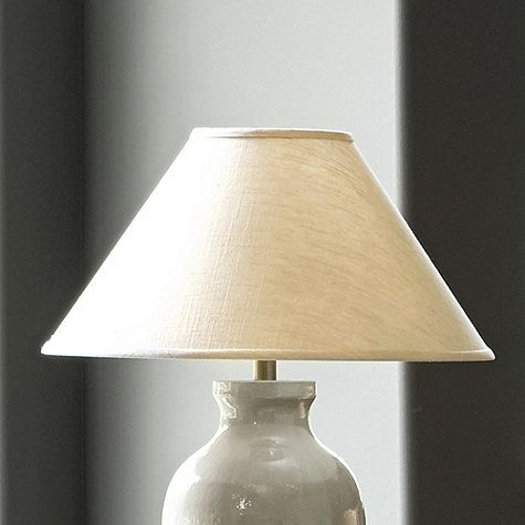 Couture conical lamp shade couture subtle textures and lighting couture conical lamp shade aloadofball Images