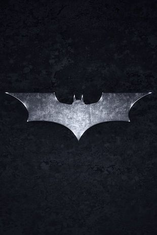 Perfect [50 Fantastic Wallpapers For Your IPhone] The Dark Knight By Louie Mantia.
