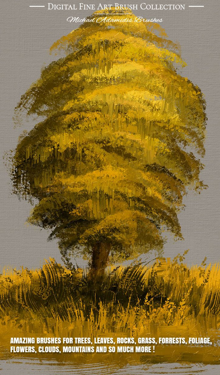 Best and realistic brushes for oil acrylic
