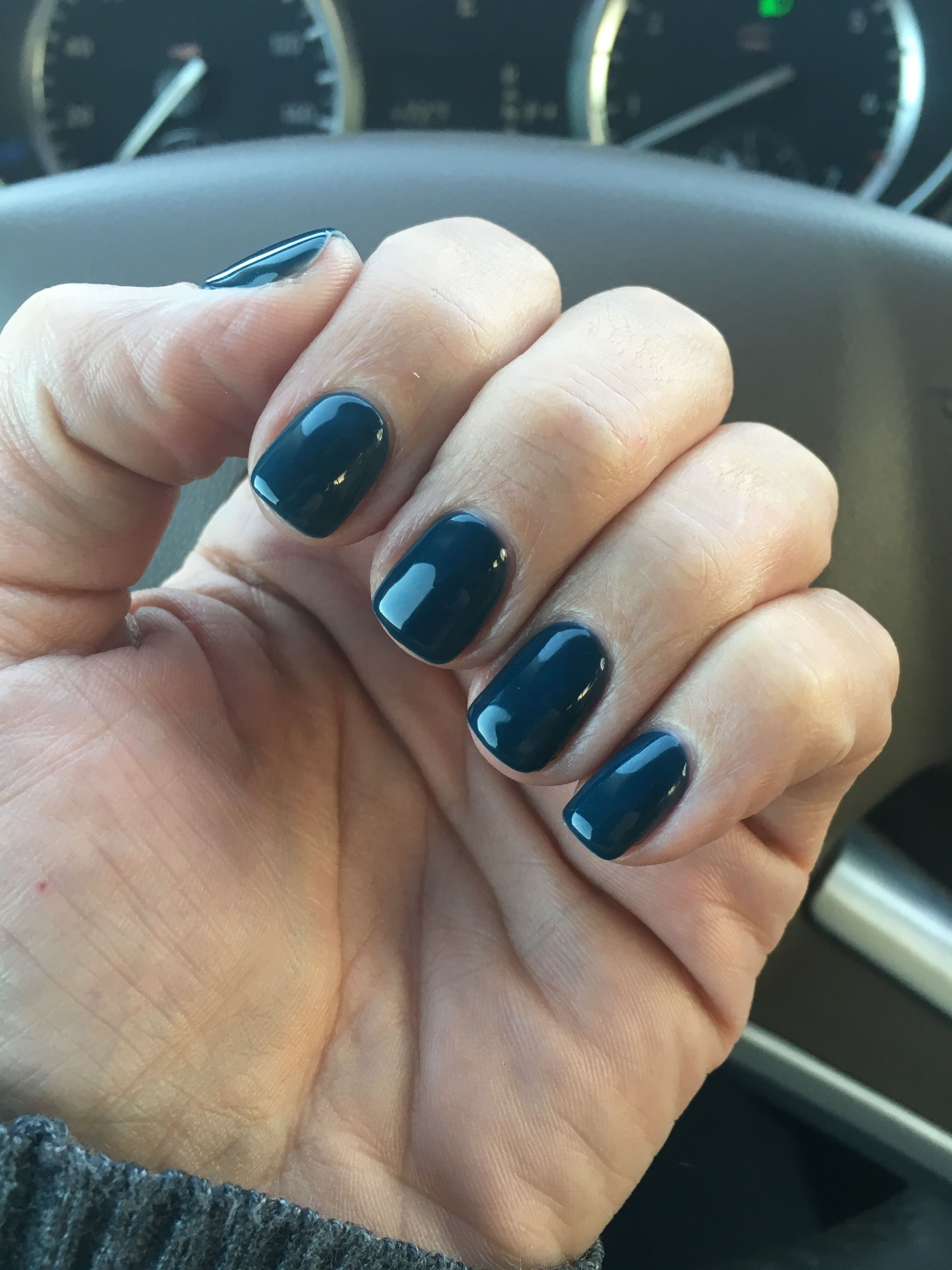 OPI gel: CIA - Color is Awesome, new color for Fall 2016 | Nailed it ...