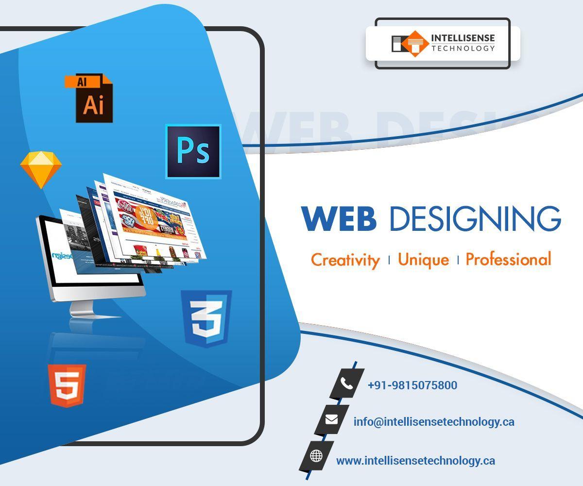 Intellisense Technology  a leading web designing company  Intellisense Technology  a leading web designing company aim of providing creative and innovativ