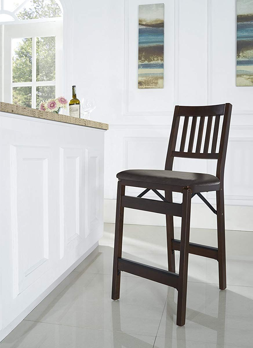 Folding Counter Height Stools