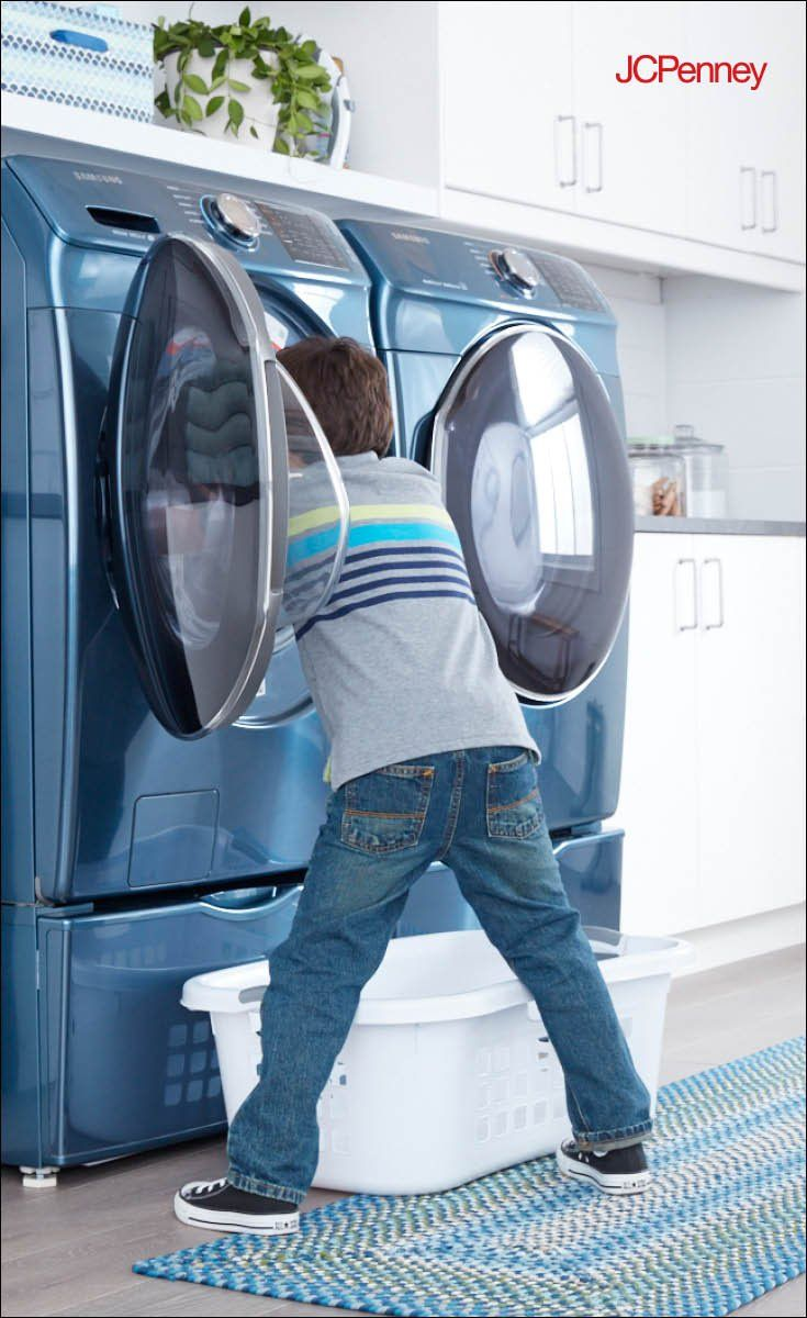 jcpenney washer and dryer. Tap To Shop!// Who Says Laundry Is Just A Mom Thing? With Jcpenney Washer And Dryer