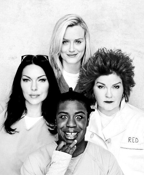 Orange is the a new black OITNB