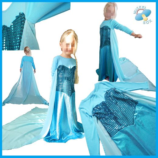 Prinzessin elsa kleid schnittmuster – Stilvolle Abendkleider in ...
